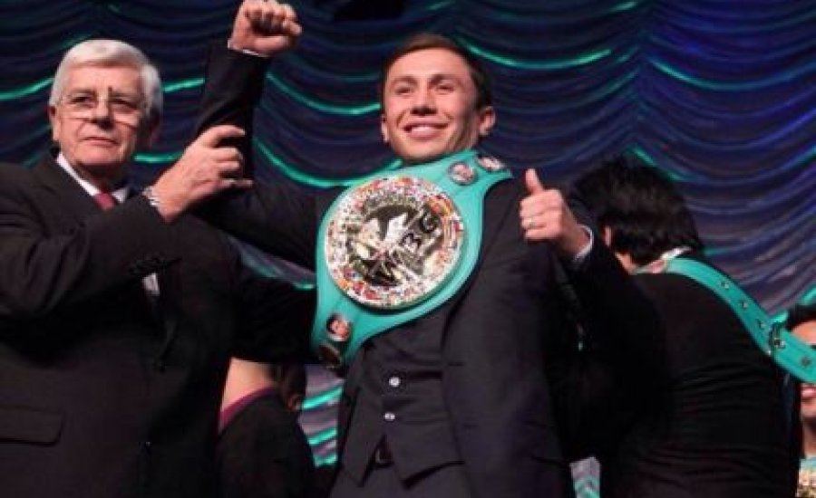 WBC: ki kell állni Golovkin ellen