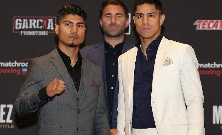 Garcia és Vargas nagy harcot ígért szombat estére