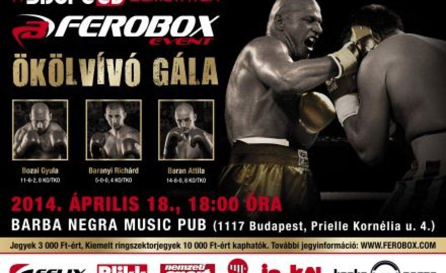 Ferobox: két magyar bajnoki meccs Budapesten
