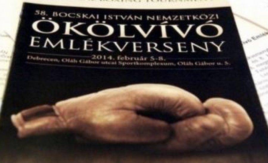 Rekord nevezés a Bocskain