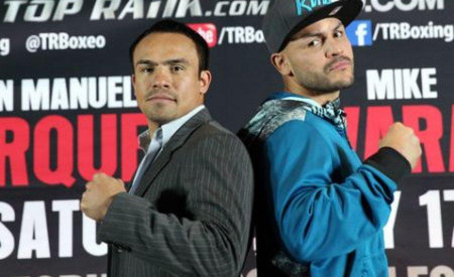 Nagy küzdelmet ígér Marquez és Alvarado
