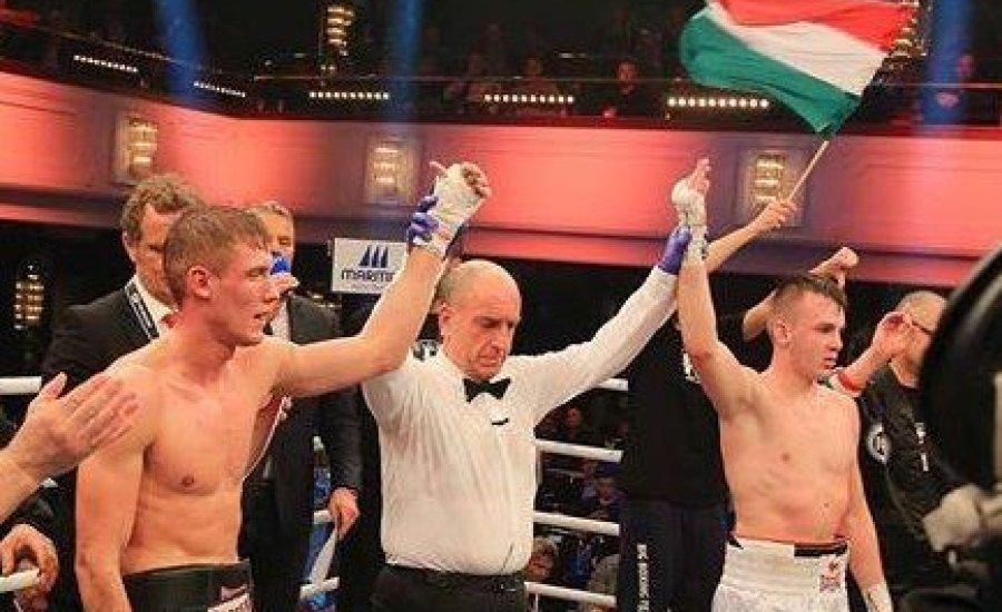 Ellopták Szabó Szabolcs sima győzelmét, és a WBO-övet