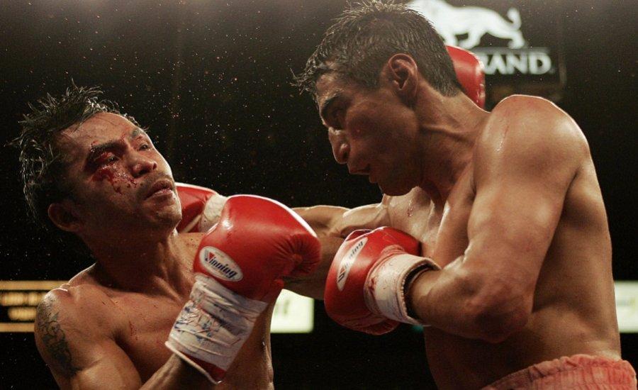 Classic Boxing: Erik Morales vs. Manny Pacquiao I.