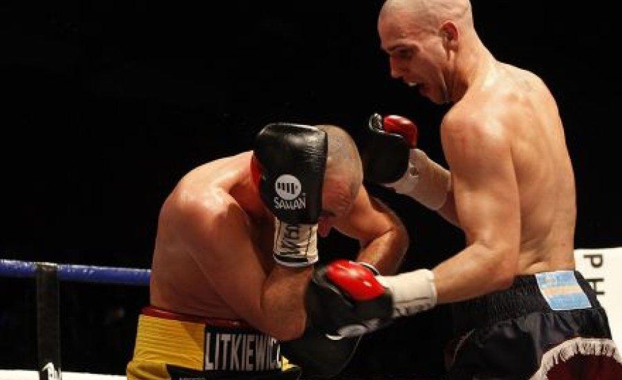 Nagy Lajos Márk megszerezte a WBO youth övet