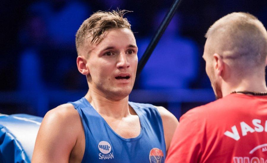 Fodor Milán még nem tudja, mikor bokszolhat az olimpiai kvótáért
