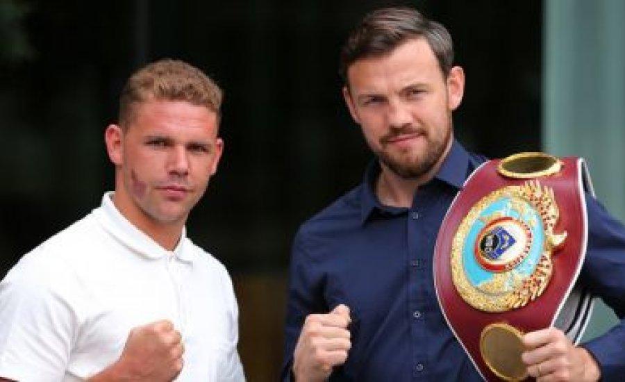 Andy Lee és Saunders is nagy küzdelmet ígér