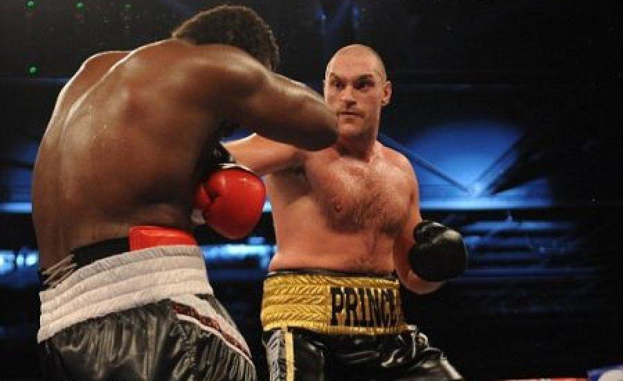Fury ismét legyőzte Chisorát, így Klicsko kihívója lett