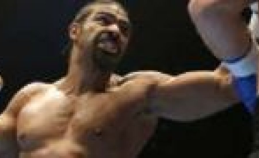 David Haye vs Mark de Mori (video)