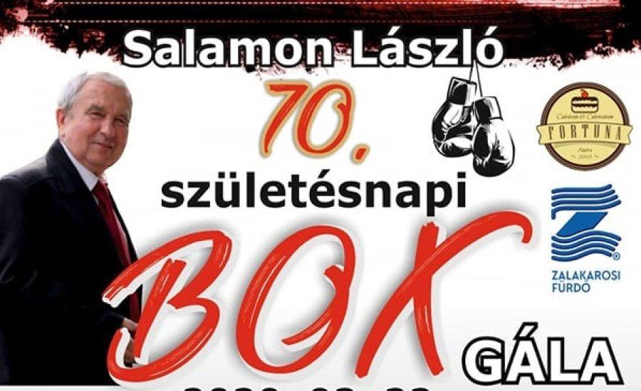 Salamon – 70