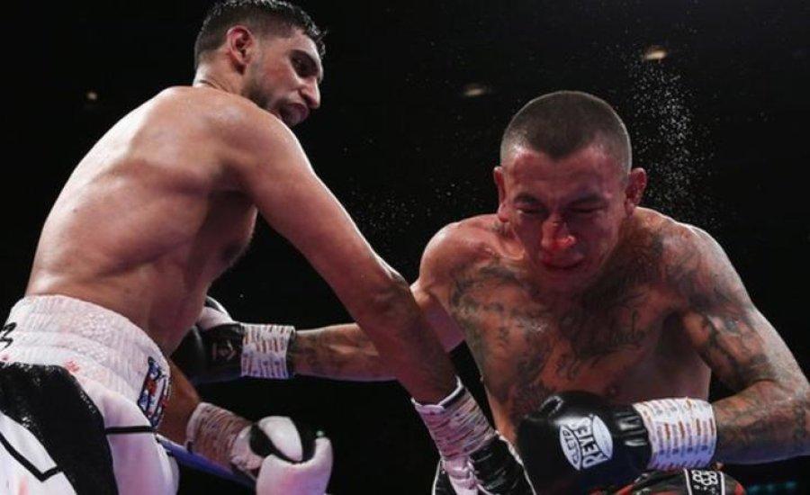 Amir Khan fordulatos küzdelemben legyőzte Samuel Vargast
