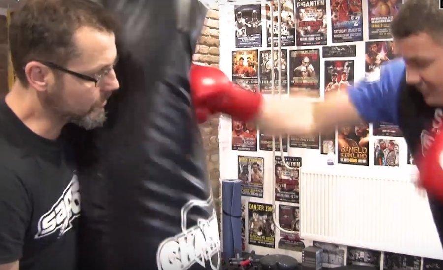 Box röviden #24: Jobb egyenes - Bal felütés