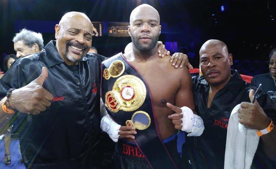 Van egy újabb nehézsúlyú világbajnoka a WBA szervezetnek