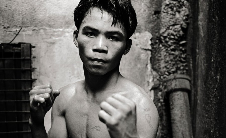 Ízelítő Manny Pacquiao korai küzdelmeiből