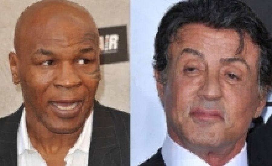 Stallone és Tyson együtt lett bokszlegenda
