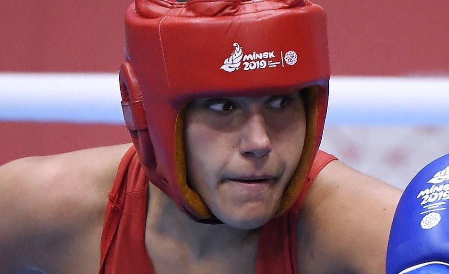 Budai Vivien búcsújával az utolsó magyar bokszoló is kiesett