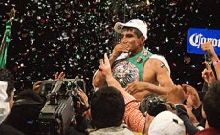 Morales szétverte ellenfelét