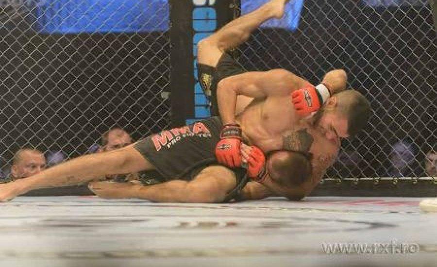 Romániai MMA-gálán jártak a kétegyháziak