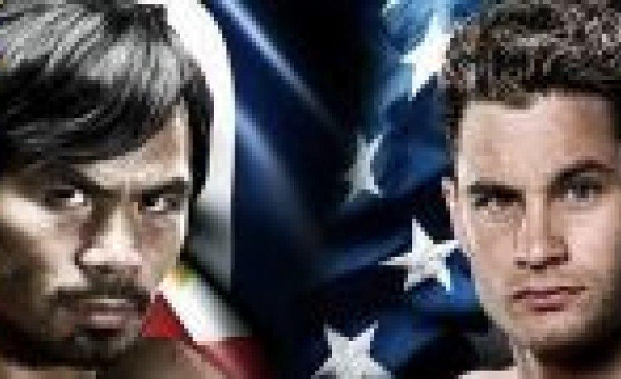 Pacquiao-Algieri 24/7 - Episode 1.