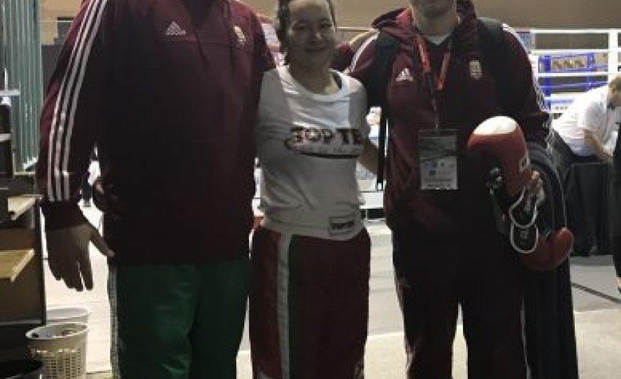 Kick-box: Szuknai Zsuzsa Európa-bajnok