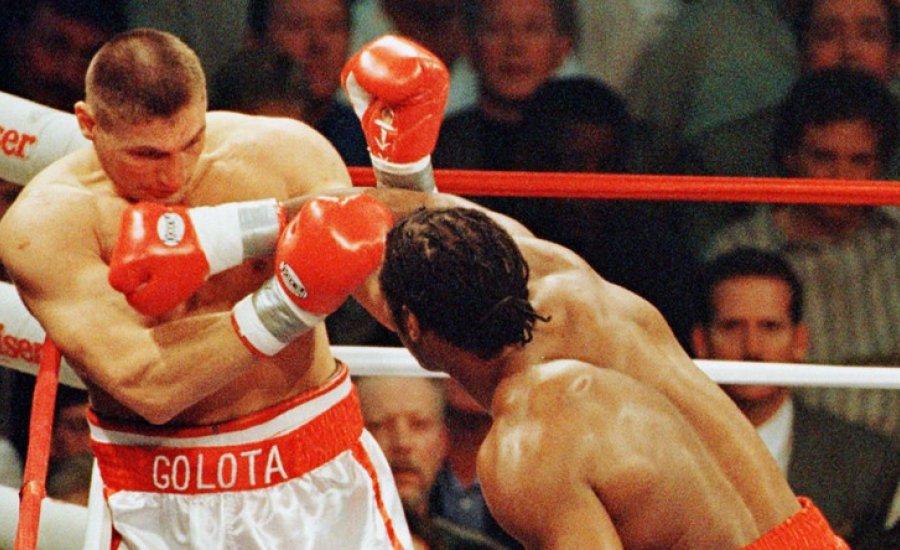 Classic Boxing: Lennox Lewis vs. Andrew Golota