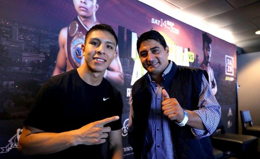 Morales úgy gondolja, hogy Munguia erősebb és gyorsabb középsúlyban