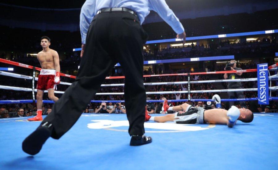 Mindössze 80 másodperc alatt nyert óriási kiütéssel Kingry Garcia