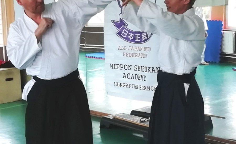 Egy tartalmas harcművész szakmai nap