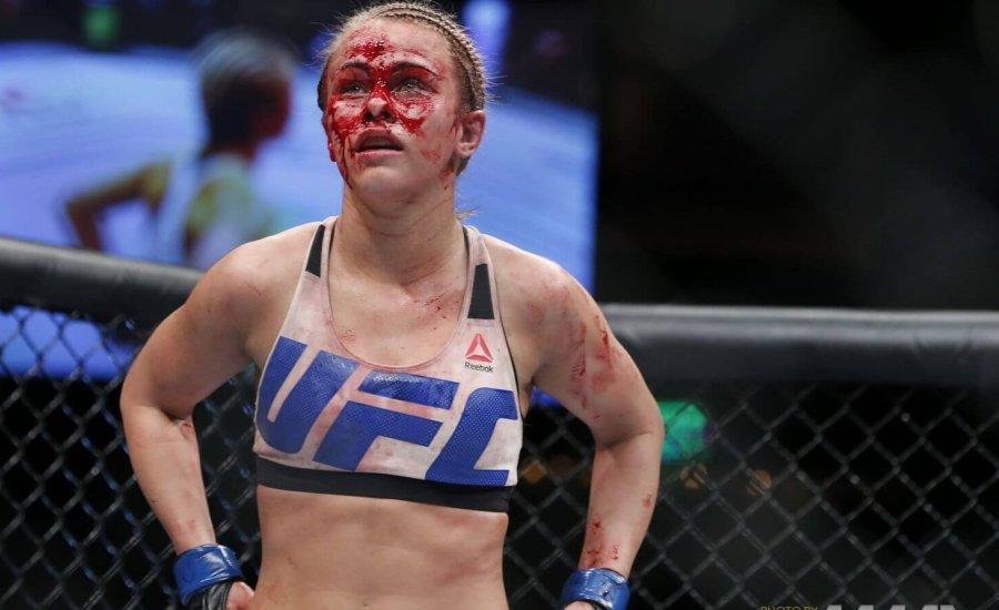 TOP 10 női TKO az UFC történetében