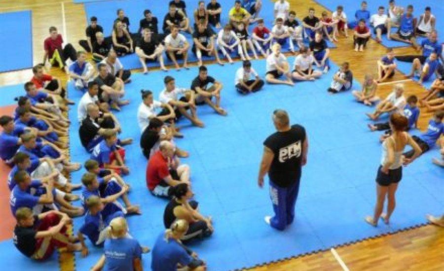 Halker-KiralyTeam International Pointfighting Summer Camp