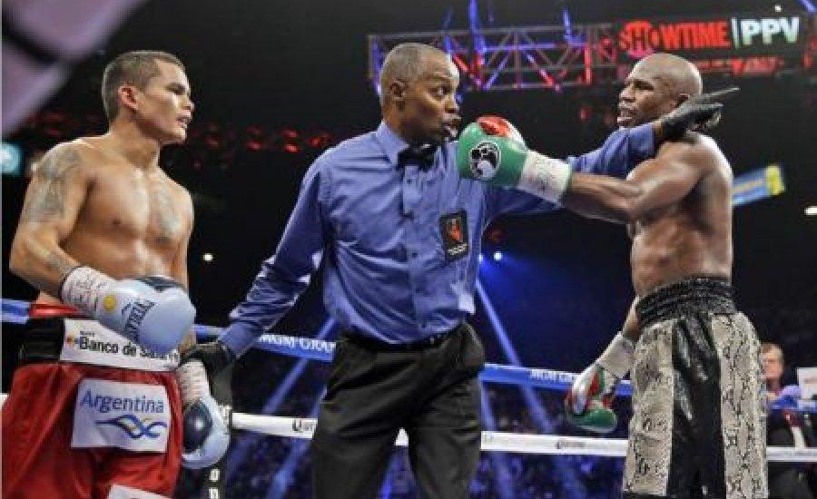 Floyd: a harapás után nem tudtam használni a bal kezem