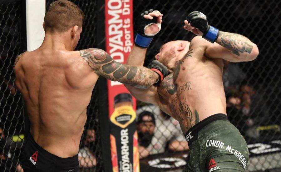 McGregor kiütéses vereséget szenvedett