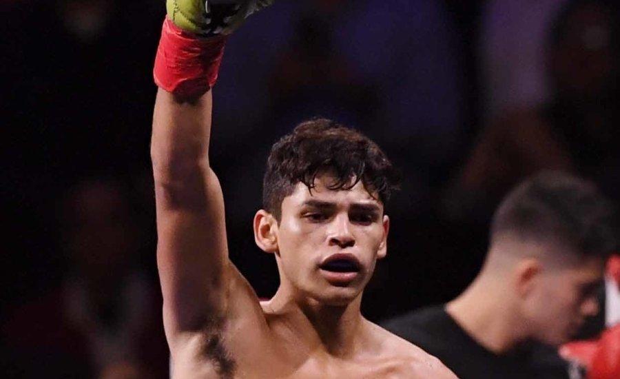 Ryan Garcia készen áll sokkolni a boxvilágot