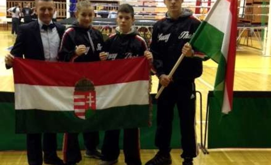 Thai-boksz: IFMA EB Krakkóban
