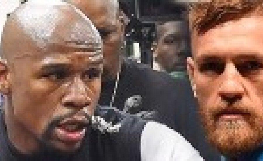 Mayweather vs McGregor promo (video)