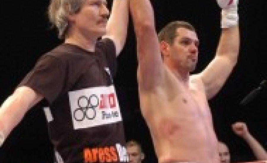 K-1: Nagy Tibor újra lendületben
