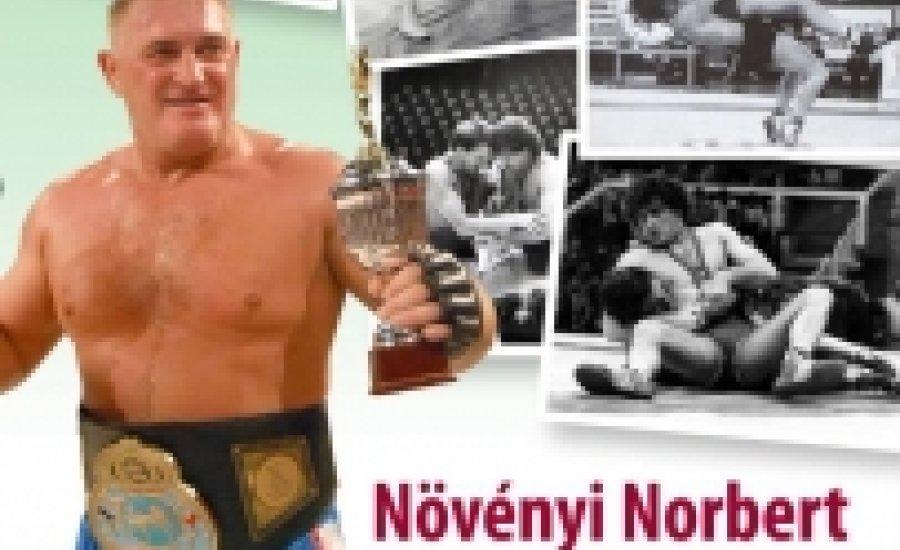 """Keddtől megvásárolható Növényi Norbert """"Kódolt Sport"""" című könyve"""