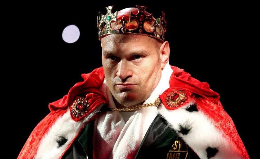 """""""A Király Visszatért"""" - Tyson Fury"""