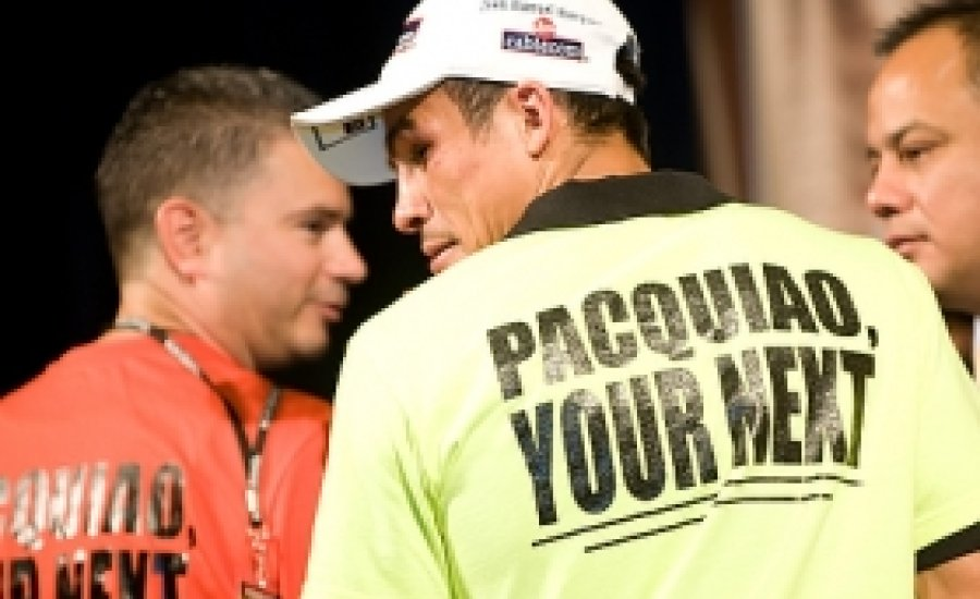 Marquez: Pacquiao lesz a következő