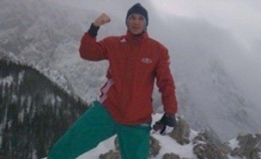 Balzsay Károly meghódítja a hegyeket Lengyelországban
