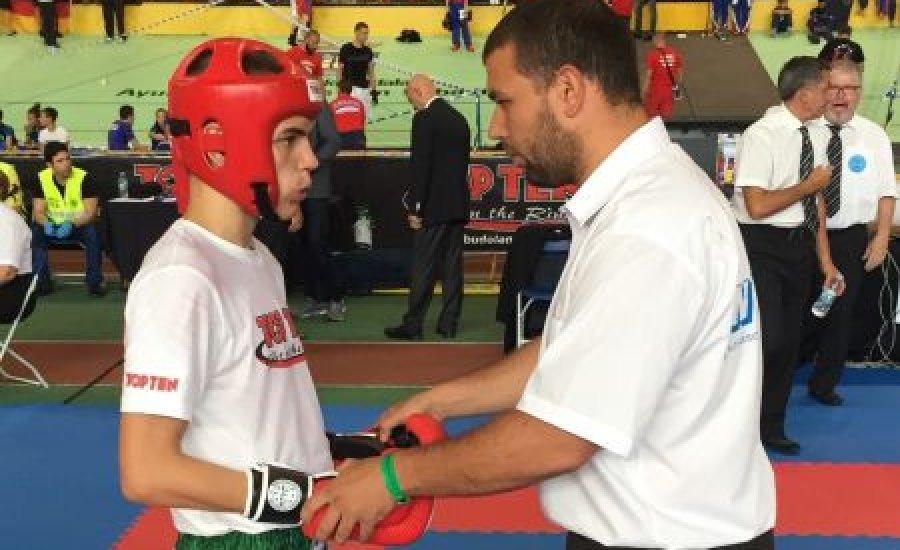 Kick-box Európa-bajnokság: Bőséges éremtermés