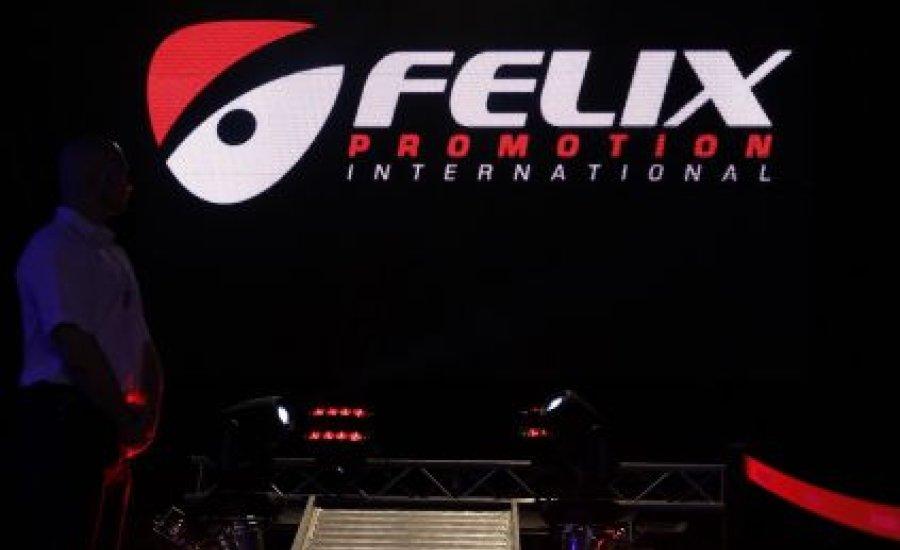 Október 17-én, Budapesten folytatja a Felix Promotion