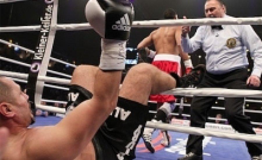 Hernandez nem remélt ilyen gyors küzdelmet