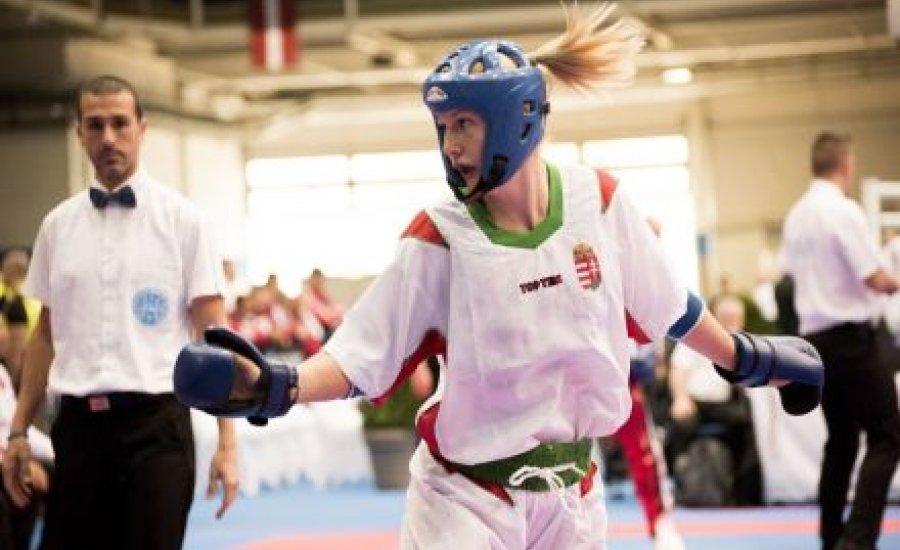 Tíz arannyal zártuk a budapesti kick-box világkupát