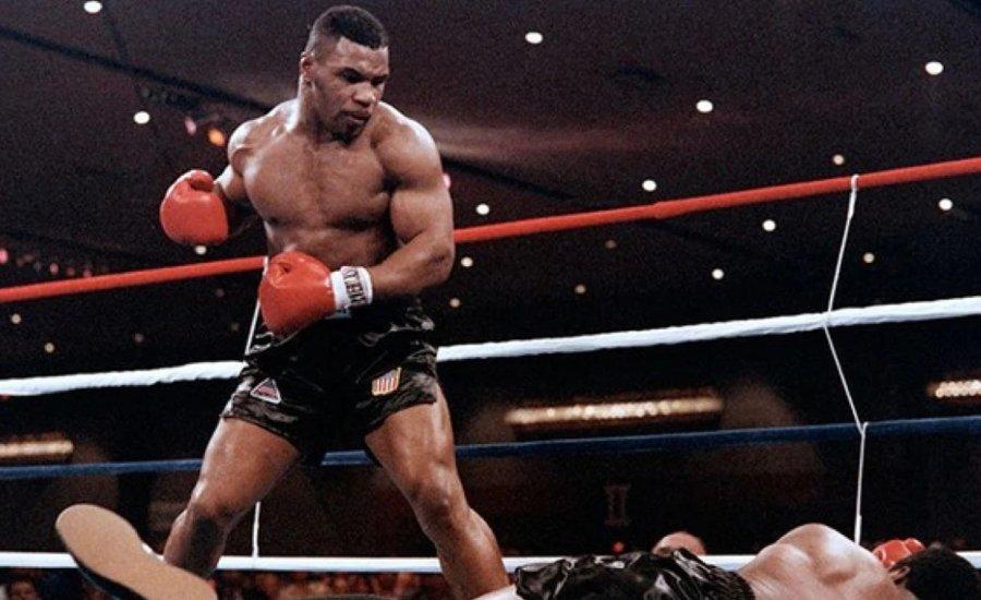 A boxtörténelem legveszélyesebb ökölvívója: Mike Tyson