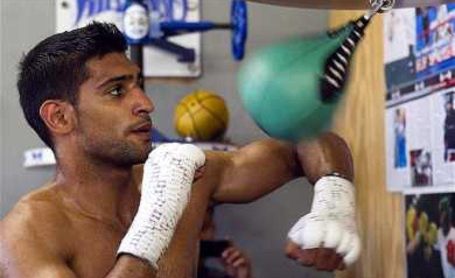 Amir Khan eltévedt a WBC-ranglistáján