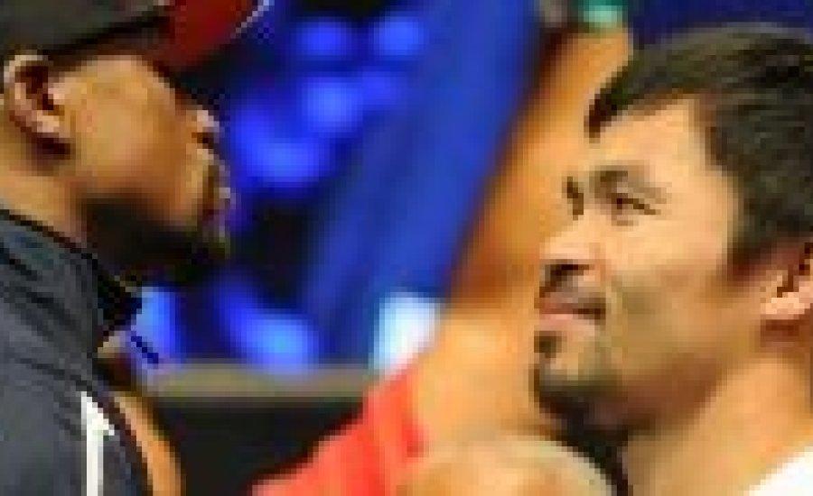 Mayweather vs. Pacquiao: a mérlegelés