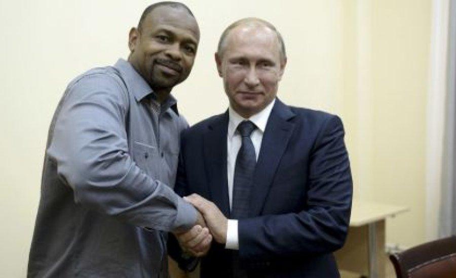 Roy Jones Jr. orosz lesz