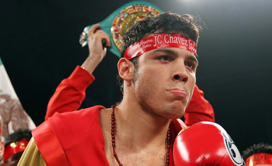 Chavez Jr.-t még az ág is húzza