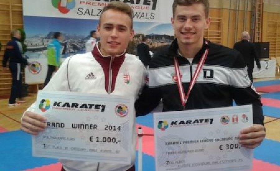 Sporttörténelmi magyar karate sikerek