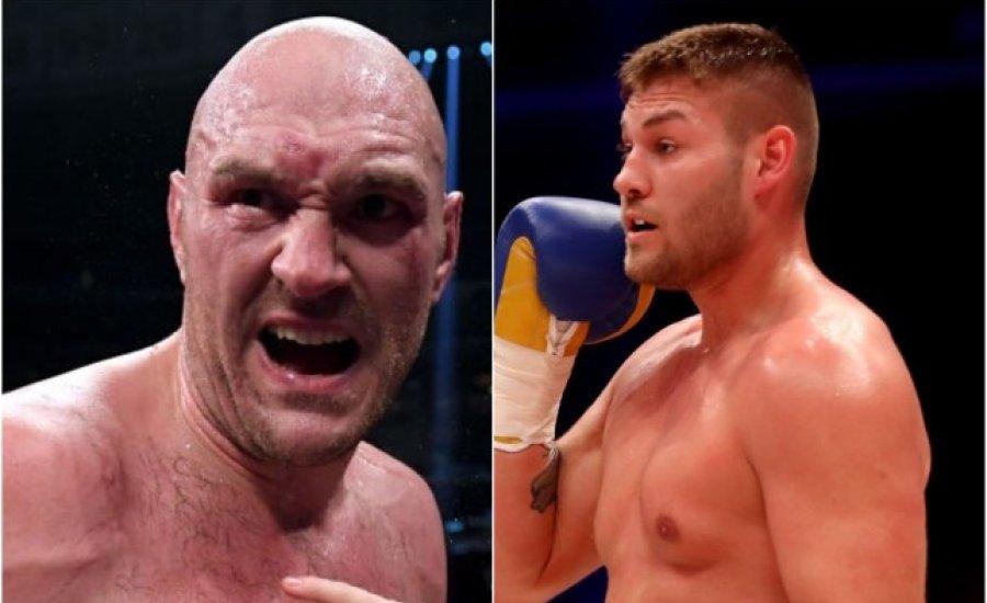 Kipróbálatlan ellenféllel küzdhet Tyson Fury